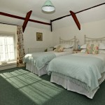 Garden Suite TWIN beds