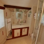 Woodland Suite Ensuite Shower room