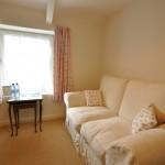 Woodland Suite Sitting room